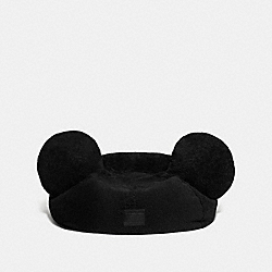 COACH F66513 Mickey Bean Bag BLACK