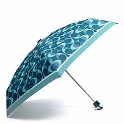 COACH F66636 - PEYTON DREAM C MINI UMBRELLA ONE-COLOR