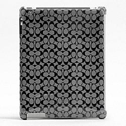 COACH F66676 Signature Molded Ipad Case