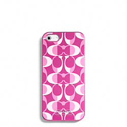 COACH F66805 Peyton Dream C Iphone 5 Case