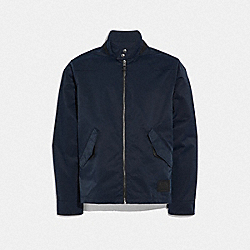 COACH F66991 - BARRACUDA JACKET SPRING NAVY