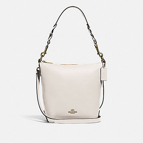 COACH F67025 MINI ABBY DUFFLE IM/CHALK