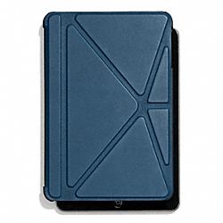 COACH F67156 Bleecker Leather Mini Ipad Case