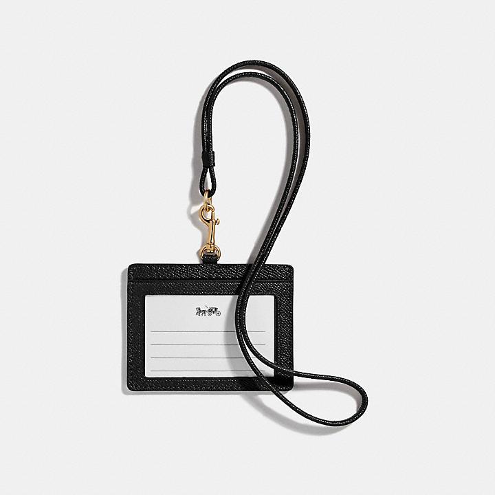 コーチ公式アウトレット | ID ランヤード | カードケース/パスケース