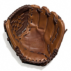COACH F68016 Coach + Billy Reid Children's Baseball Glove  FAWN
