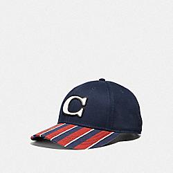 COACH F68795 - AMERICANA FLAG CAP NAVY