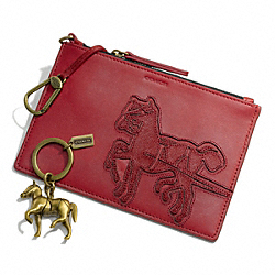 BLEECKER BOXED GIFT SET IN LEATHER - f68904 - 29840