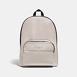 COACH F68993 Houston Small Backpack QB/GREY BIRCH
