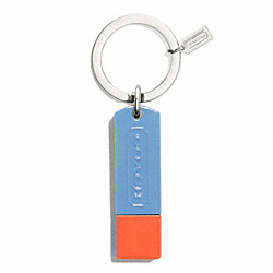 COLORBLOCK 8GB USB KEY RING - f69036 - 26756