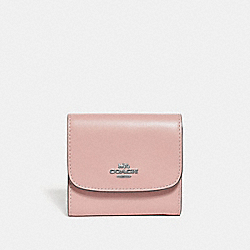 COACH F69124 Small Wallet PETAL/SILVER