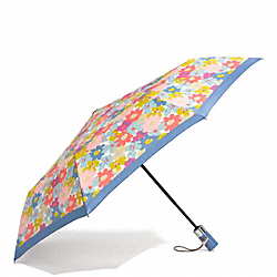COACH F69720 - PEYTON FLORAL UMBRELLA ONE-COLOR