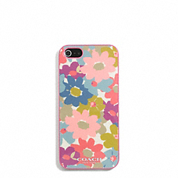 COACH F69728 Peyton Floral Molded Iphone 5 Case