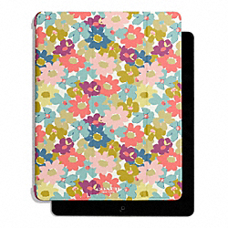 COACH F69732 Peyton Floral Trifold Ipad Case