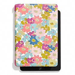 COACH F69733 Peyton Floral Trifold Ipad Mini Case