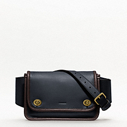 COACH F70722 - LOCK BAG ONE-COLOR