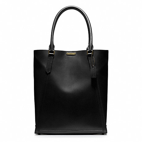 COACH F70898 BLEECKER LEATHER PERRY TOTE ONE-COLOR