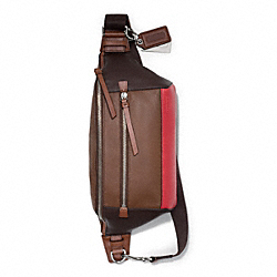 COACH F70899 Thompson Colorblock Leather City Pack