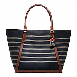 COACH F70902 - SAINT JAMES TOTE ONE-COLOR
