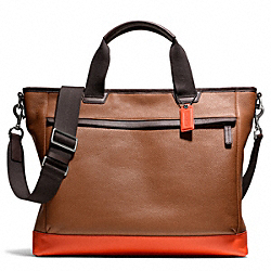 COACH F70926 - CAMDEN LEATHER SUPPLY BAG ONE-COLOR