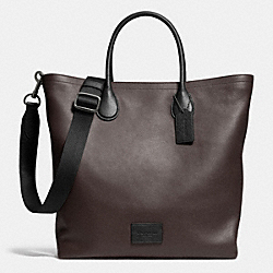 COACH MERCER TOTE IN PEBBLE LEATHER - QBDRW - F71647