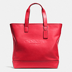 COACH F71699 Mercer Tote In Smooth Leather  DN8