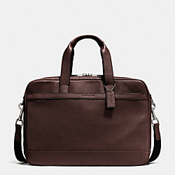 COACH F71701 - HUDSON COMMUTER IN LEATHER MAHOGANY