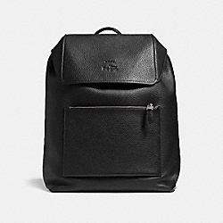 MANHATTAN BACKPACK - F72006 - BLACK