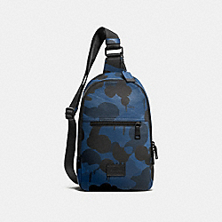 COACH F72059 Campus Pack DENIM WILD BEAST/BLACK