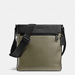 COACH F72101 Bowery Crossbody In Pebble Leather BKB75