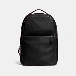 COACH F72306 Metropolitan Soft Backpack BLACK/BLACK ANTIQUE NICKEL