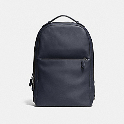 COACH F72306 Metropolitan Soft Backpack MIDNIGHT NAVY/BLACK/BLACK ANTIQUE NICKEL