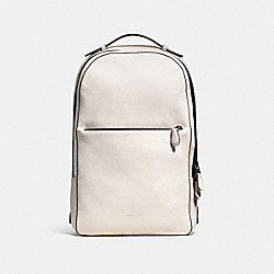 METROPOLITAN SOFT BACKPACK - F72306 - CHALK/FATIGUE/BLACK ANTIQUE NICKEL