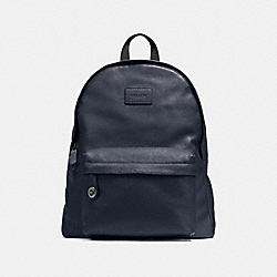 CAMPUS BACKPACK - F72320 - MIDNIGHT/BLACK ANTIQUE NICKEL