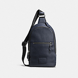 COACH F72321 Campus Pack ANTIQUE NICKEL/MIDNIGHT