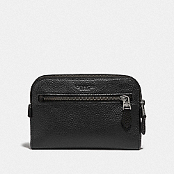 COACH F72506 - WEST BELT BAG QB/BLACK