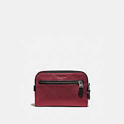 COACH F72506 - WEST BELT BAG QB/CURRANT