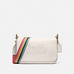 COACH F72703 Jes Messenger CHALK/GOLD