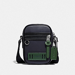 TERRAIN CROSSBODY - F72937 - MIDNIGHT NAVY/BLACK ANTIQUE NICKEL