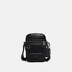 COACH F72963 Terrain Crossbody BLACK/BLACK ANTIQUE NICKEL