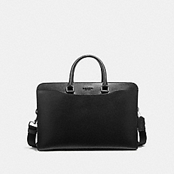 COACH F72988 Beckett Structured Brief BLACK