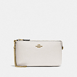 COACH F73044 Large Wristlet IM/CHALK