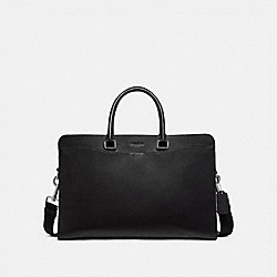 COACH F73524 Beckett Structured Brief BLACK