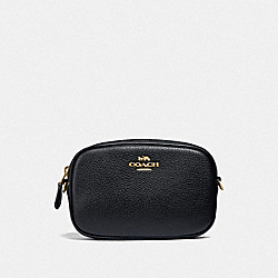 COACH F73952 Convertible Belt Bag IM/BLACK