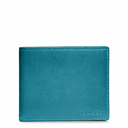 COACH F74305 Bleecker Leather Slim Billfold