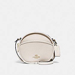 COACH F75516 Canteen Crossbody CHALK/IMITATION GOLD