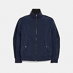 COACH F75719 - TRACK JACKET DEEP NAVY