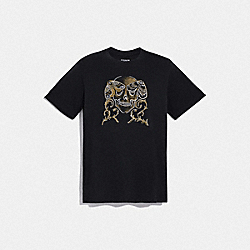 COACH F75771 - CHELSEA T-SHIRT BLACK