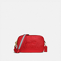 COACH F75818 - JES CROSSBODY IM/BRIGHT RED