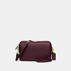 COACH F76629 - BENNETT CROSSBODY IM/RASPBERRY