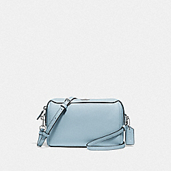 COACH F76629 - BENNETT CROSSBODY SV/PALE BLUE